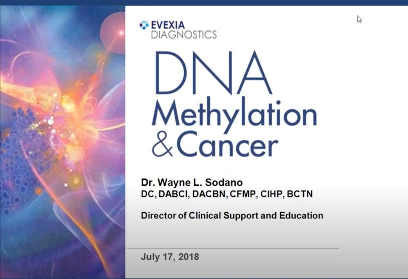 DNA Methylation and Cancer