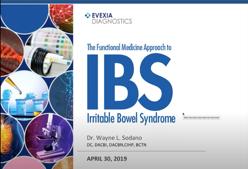 The Functional Medicine Approach to IBS Irritable Bowel Syndrome