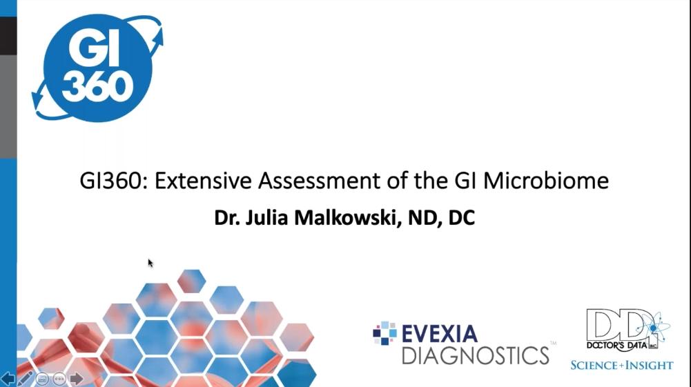 GI360: Extensive Assessment Of The GI Microbiome