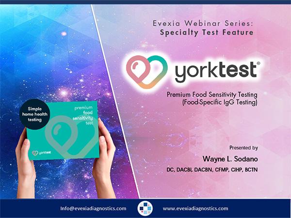 YorkTest – Premium Food Sensitivity Testing